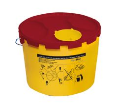 Kanülen-Entsorgungsbox Multi-Safe medi 6