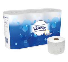 Kleenex® Toilettenpapier - Kleinrollen 2-lagig